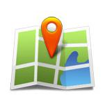 mappa icona
